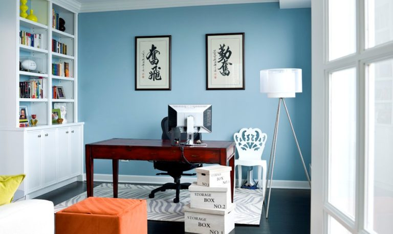 Improve Your Performance With Asian Home Office Design Ideas