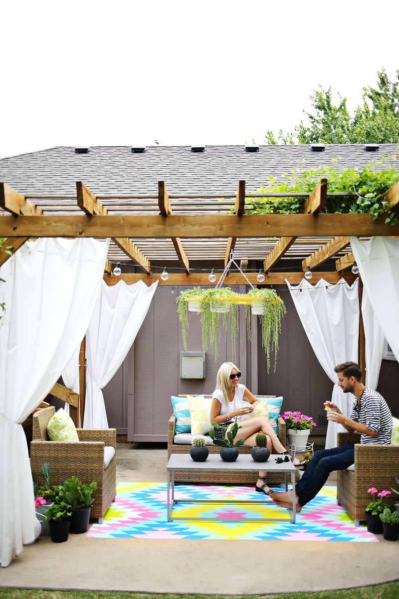 Urban Rooftop Outdoor Spaces