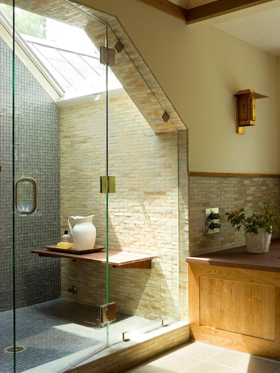 Walk-In-Shower-decor