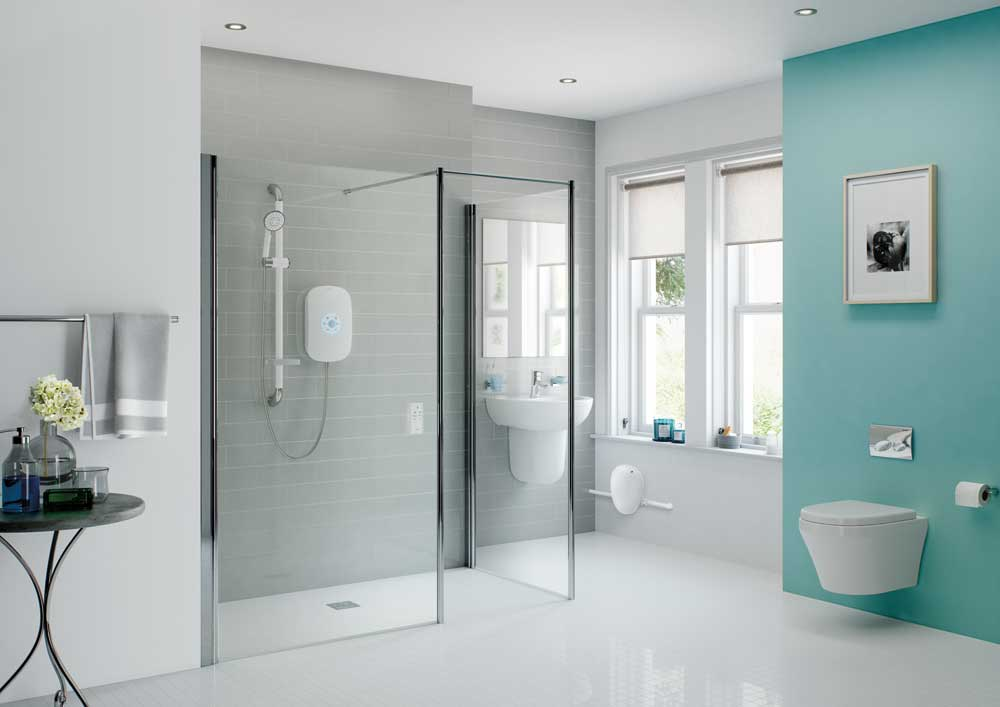 ... Design. Tropical Bathroom. Walk In Shower Enclosures