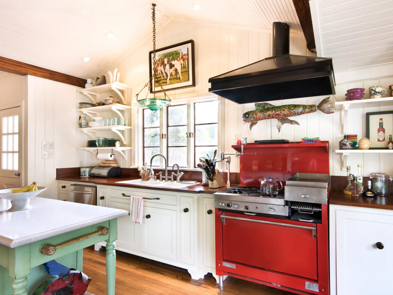 25 Ways To Remodel Your Craftsman Style Kitchen