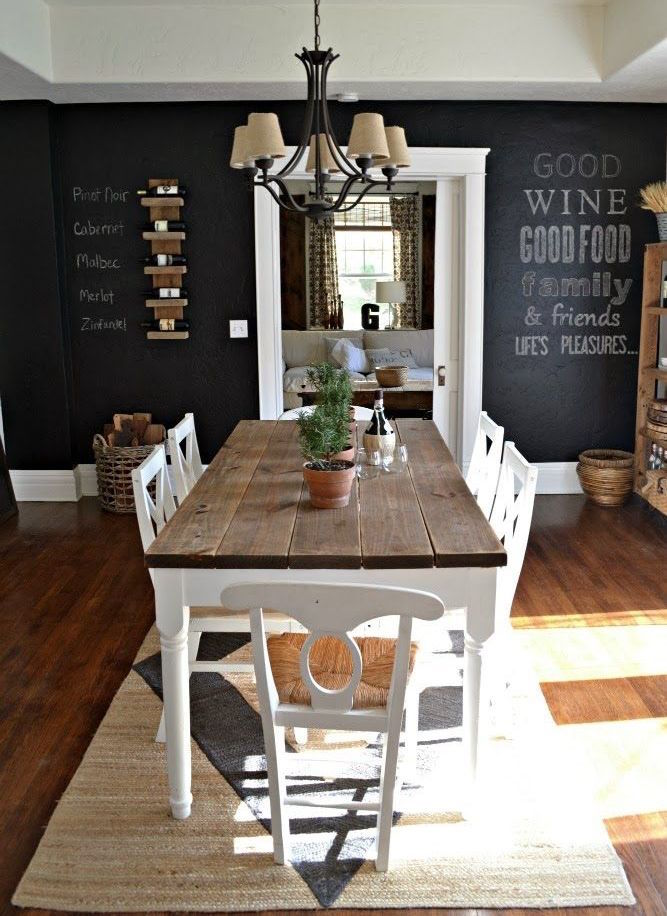 cool-farmhouse-dining-room-design