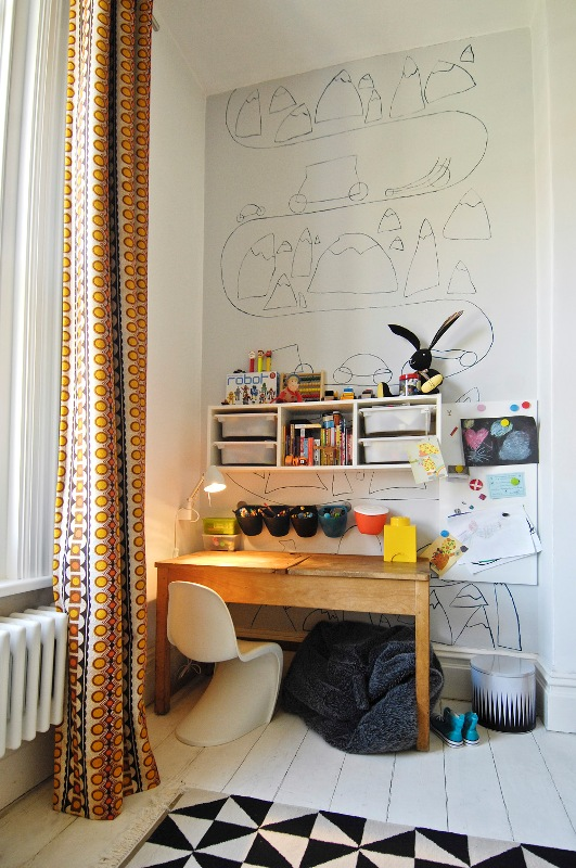 eclectic-bright-and-whimsy-kids-room-design