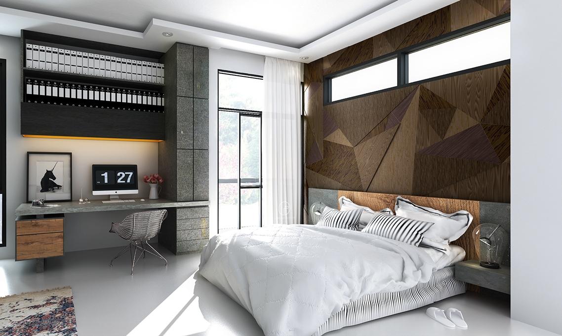 industrial-bedroom-wall-texture