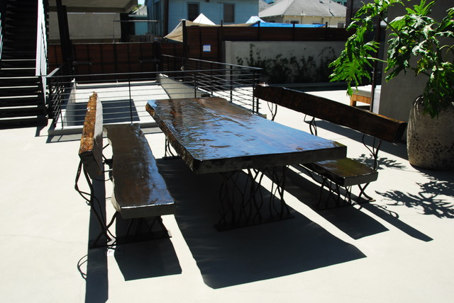 industrial-outdoor-benches
