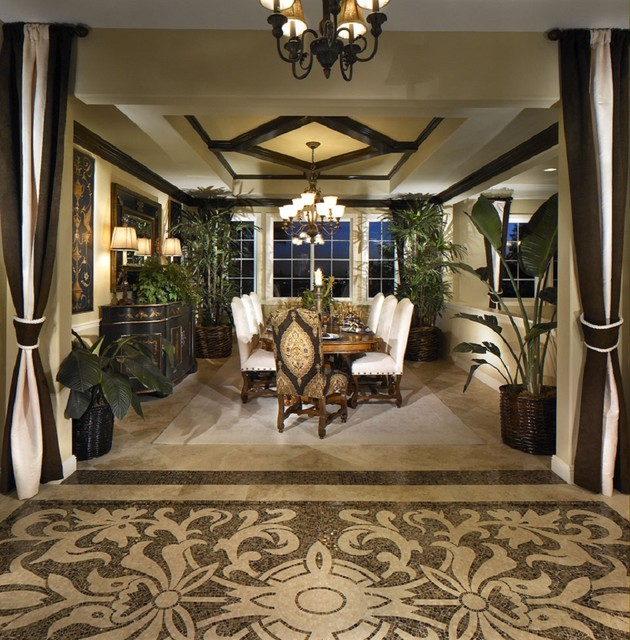 Awesome Reasons Why Everyone Likes The Dining Room With