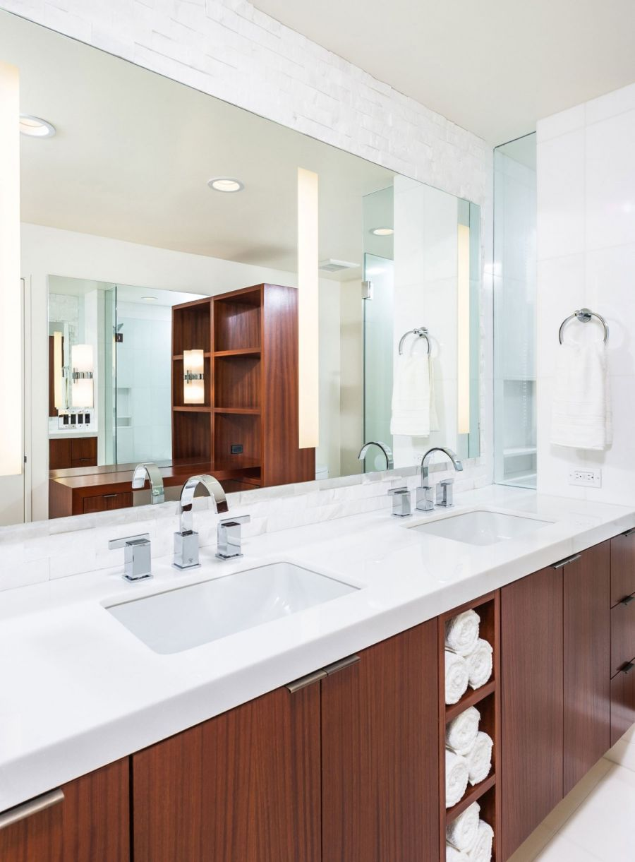 Modern Bathroom Design Ideas Pictures Tips From Hgtv: 30 Beautiful Midcentury Bathroom Design Ideas