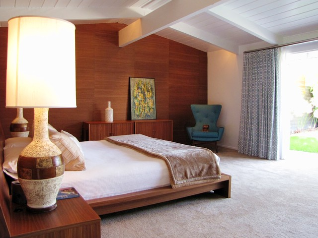 Bedroom Design Mid Century Modern