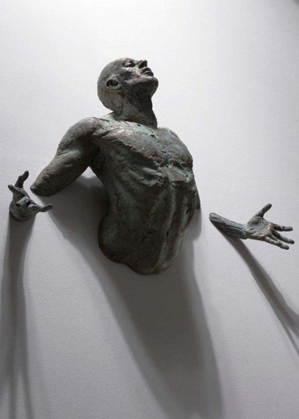 modern art sculpure contemporary art sculpture