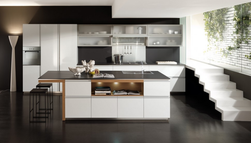 31 top modern kitchen 2016 for Kitchen images 2016