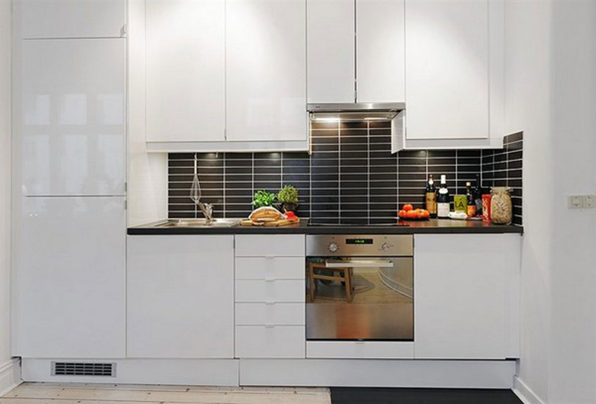 modern white kitchen cabinets pictures