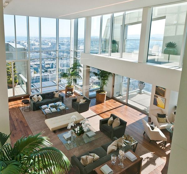 penthouse decor