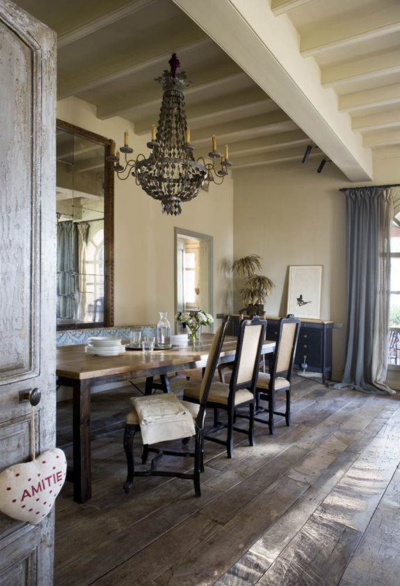 30 amazing rustic dining room design ideas Room design site