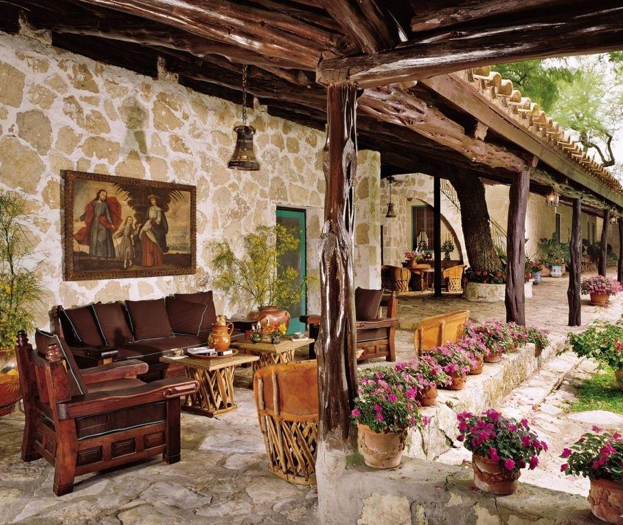 15 Best Rustic Outdoor Design Ideas