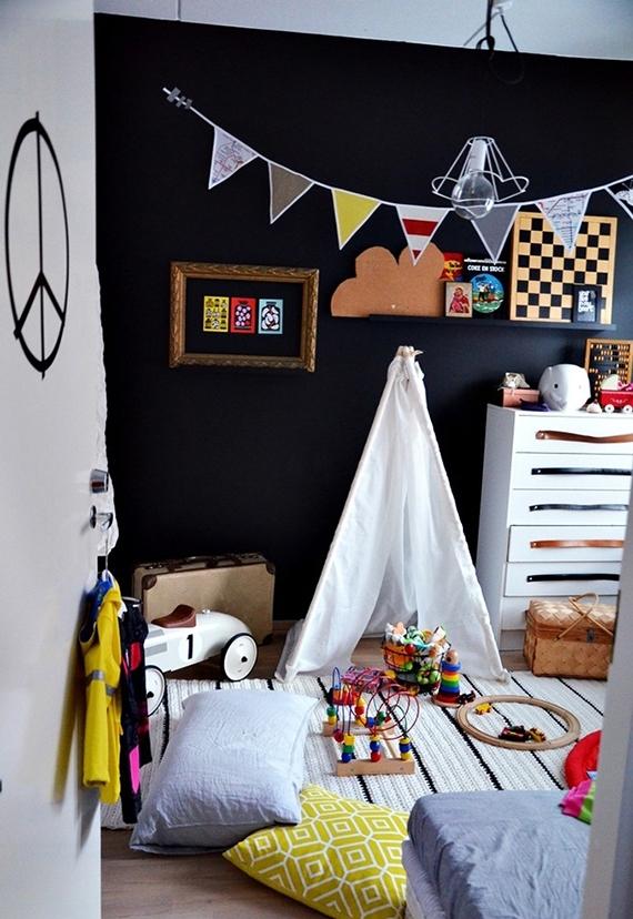 scandinavian-eclectic-kids-room