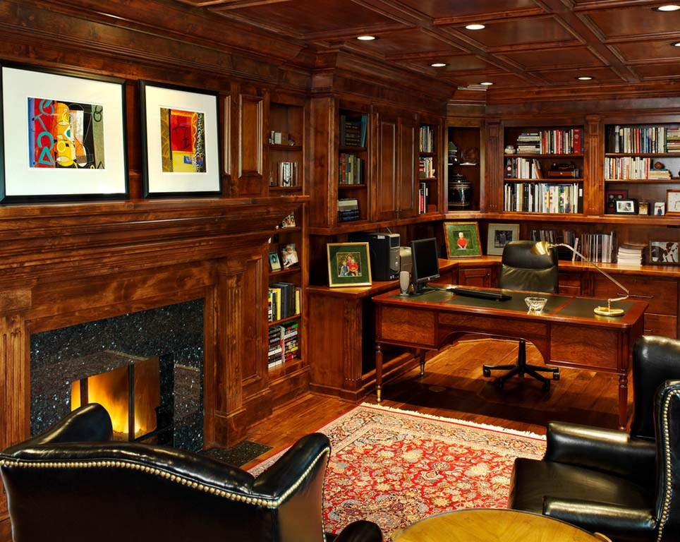 25 traditional home office designs are guaranteed to love Home decor website