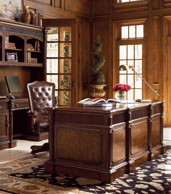 traditional-home-office-ideas