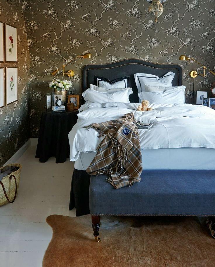 Chic Cozy Bedroom Interior