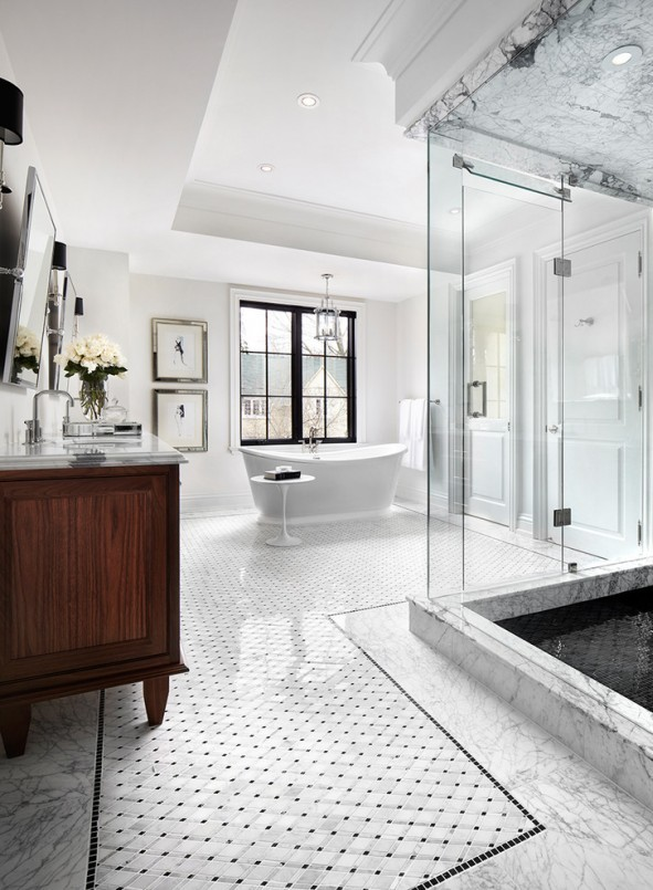 Extraordinary-Transitional-Bathroom-Designs