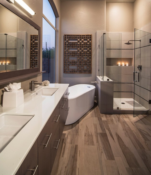 Extraordinary-Transitional-Bathroom