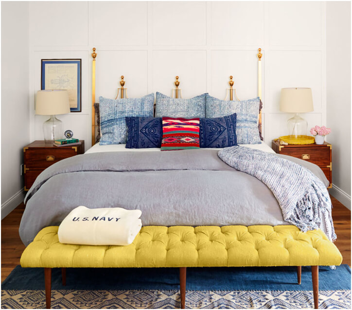 Natural Cozy Bedroom Design
