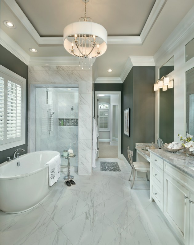 Transitional Master Bathroom Ideas : Best transitional bathroom design ideas