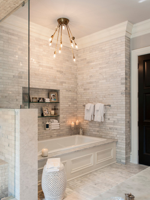 Transitional Bathroom Design Ideas