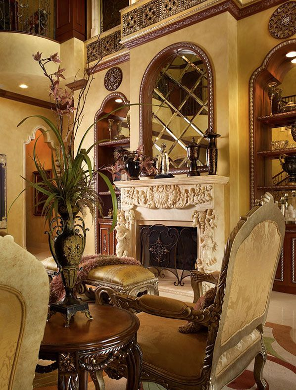 15 awesome tuscan living room ideas Italian inspired home decor