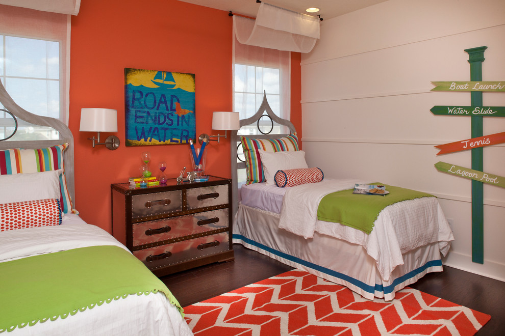 10 cute asian kids bedroom design ideas for Beach design rooms