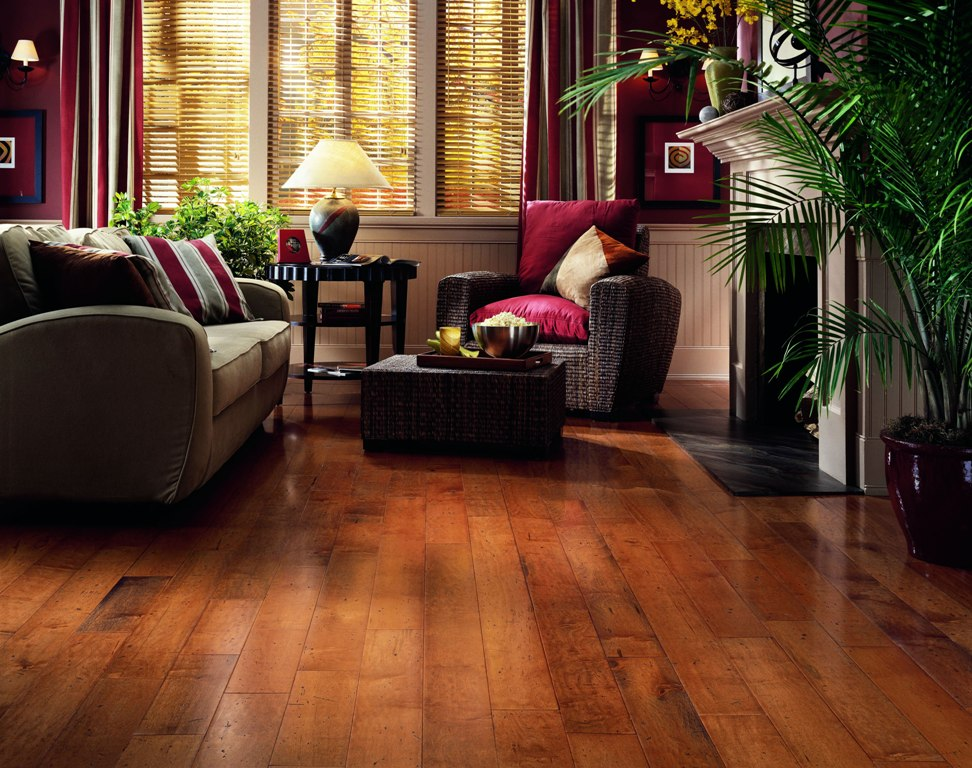 20 amazing living room hardwood floors for Floor decoration ideas