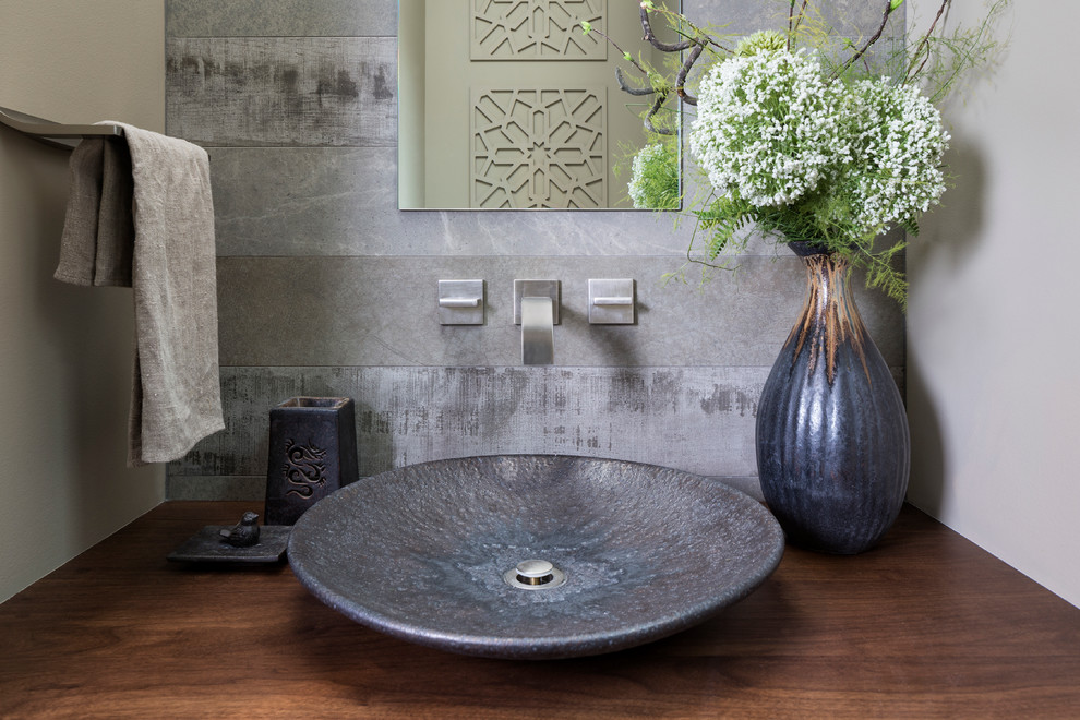 Asian Style Wash Basin
