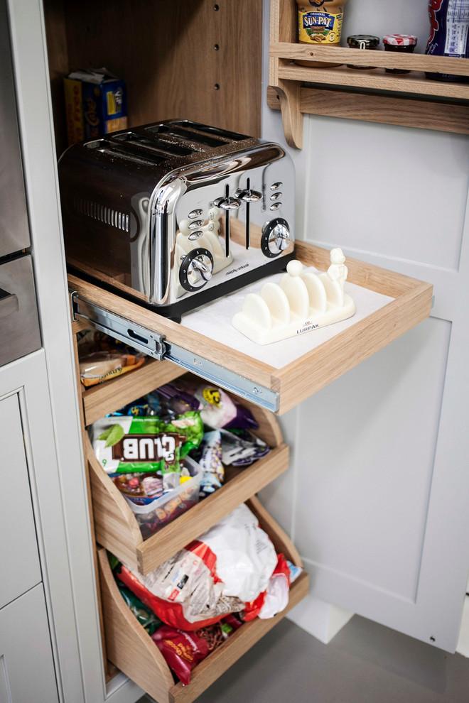 Beautiful Designed Hidden Storage