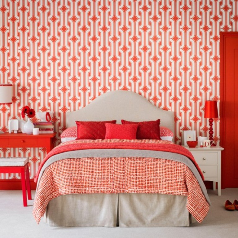 Bedroom Wallpaper Design Ideas (9)