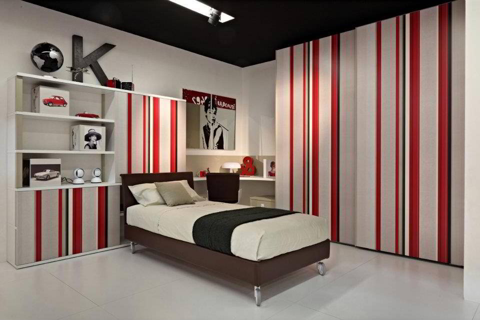 awesome boy bedroom ideas 20 awesome wallpaper designs for bedroom 14075