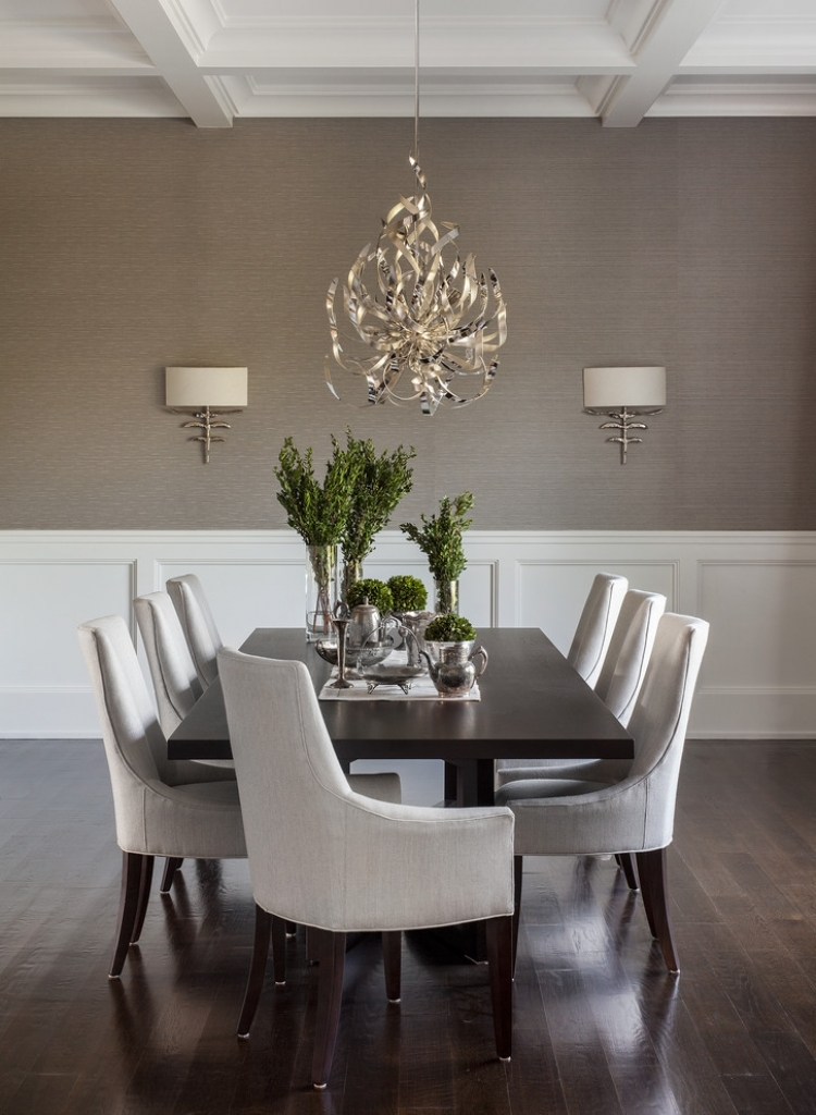15 awesome dining room design ideas for Modern dining room ideas