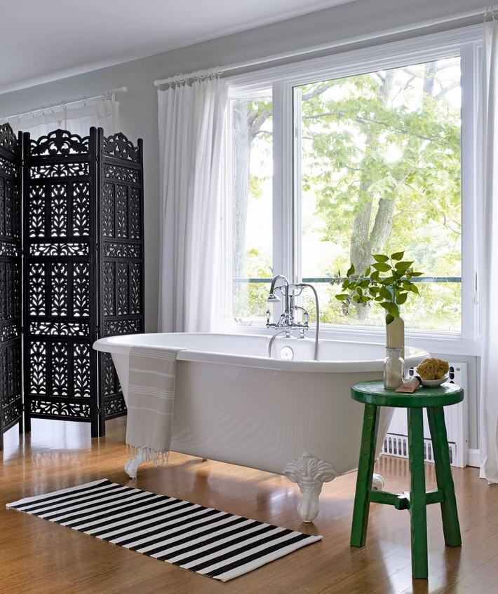 Creative Nature Inspired Bathroom