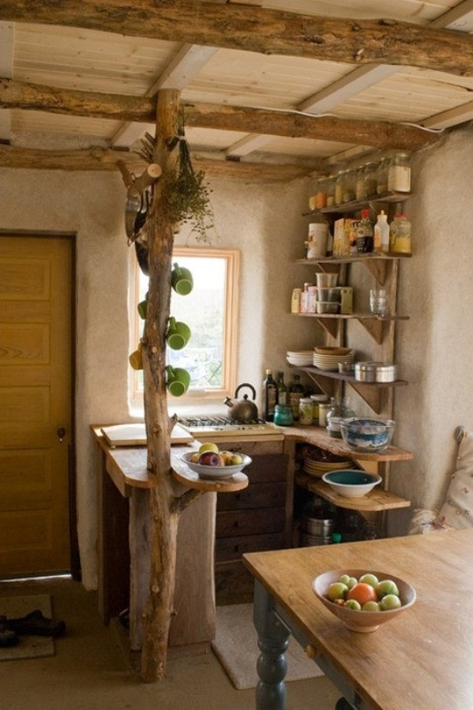 Creative Small Kitchen Design Ideas (16)