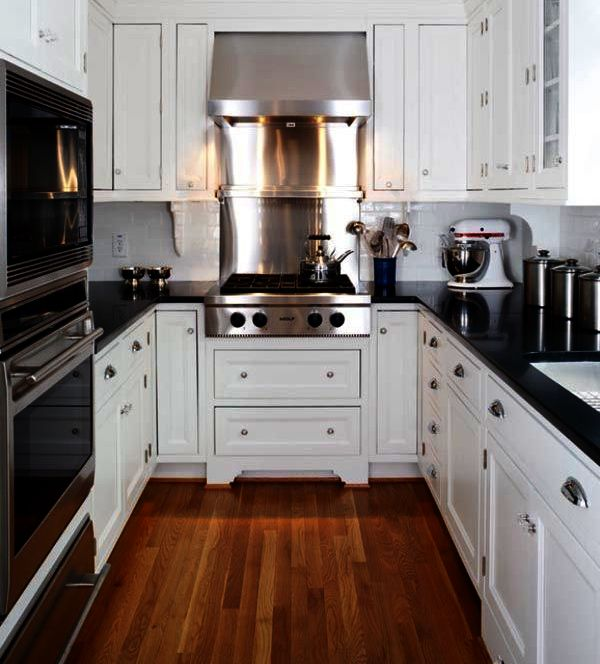6 Creative Small Kitchen Design Ideas: 31 Creative Small Kitchen Design Ideas