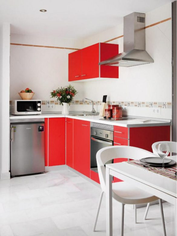 Creative Small Kitchen Design Ideas (23)