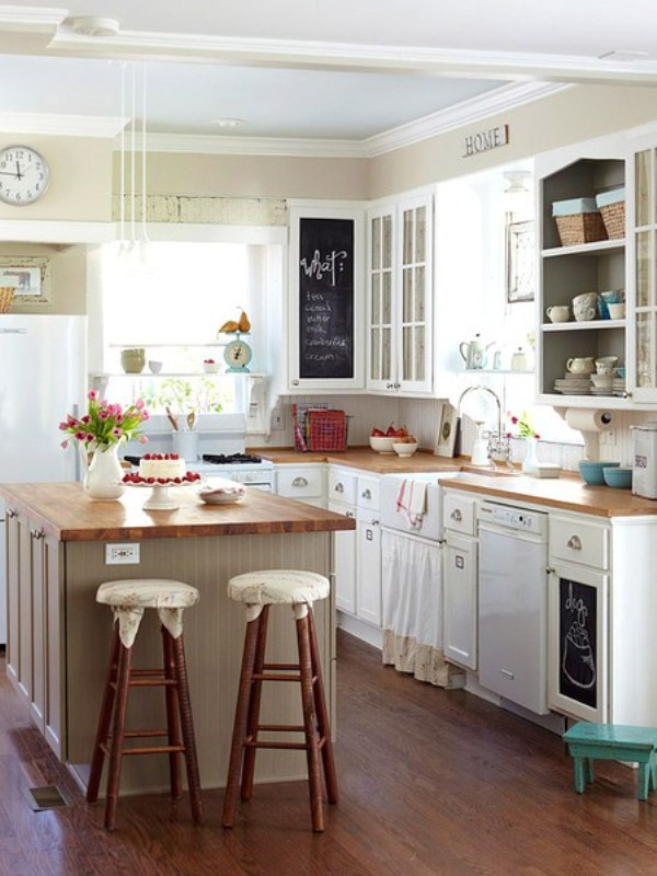 Creative Small Kitchen Design Ideas (8)