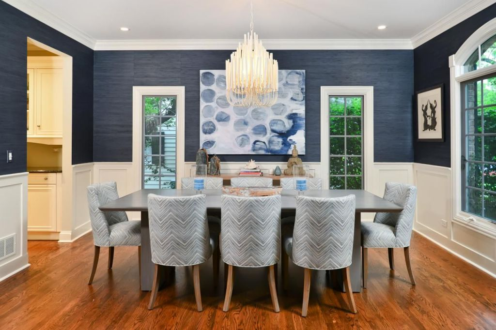 dining room color palette - Dining Room Design Ideas