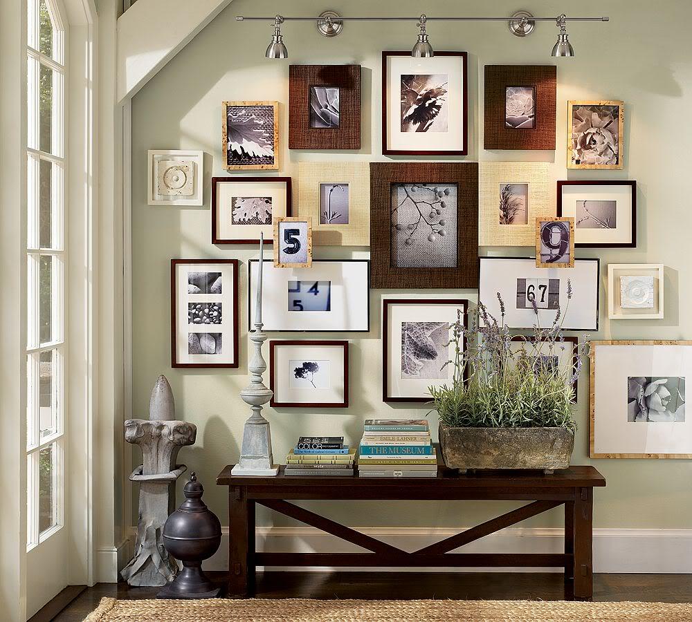 Inspiring hallway design