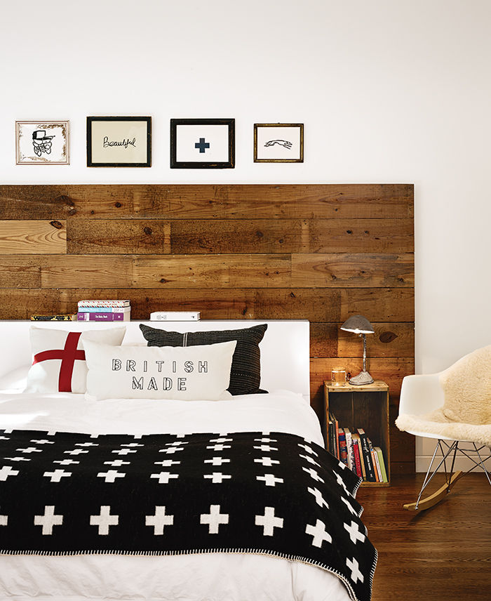 Orignal Wood Headboard