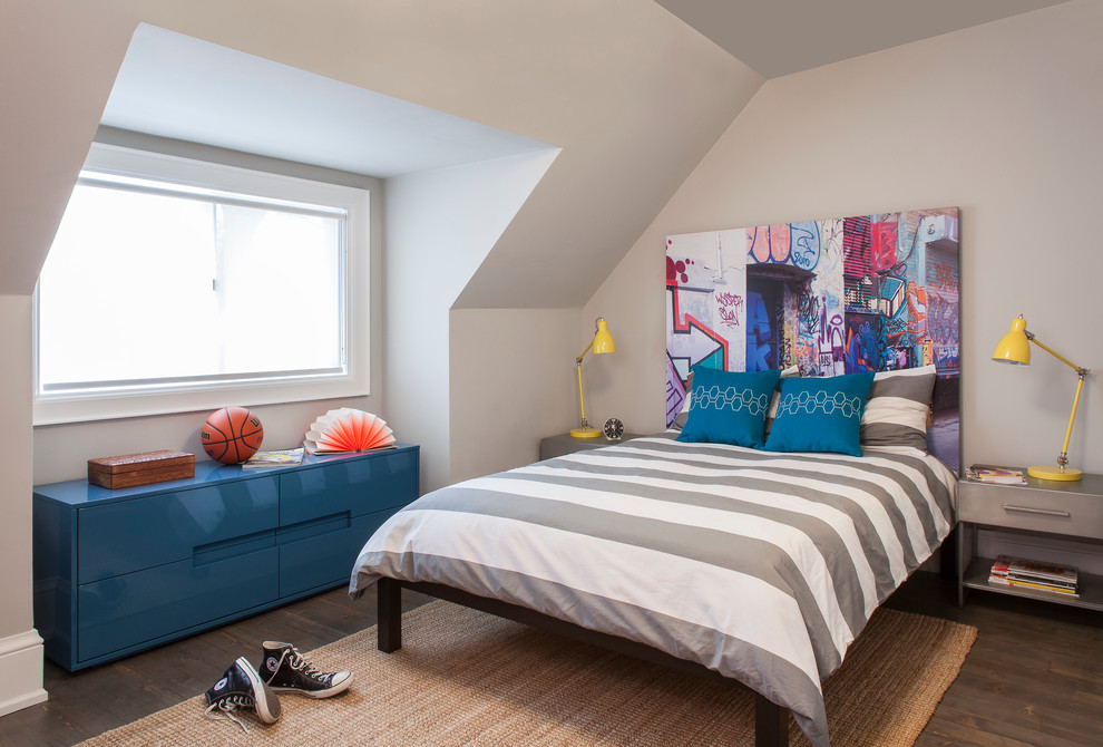 eclectic Kids bedroom