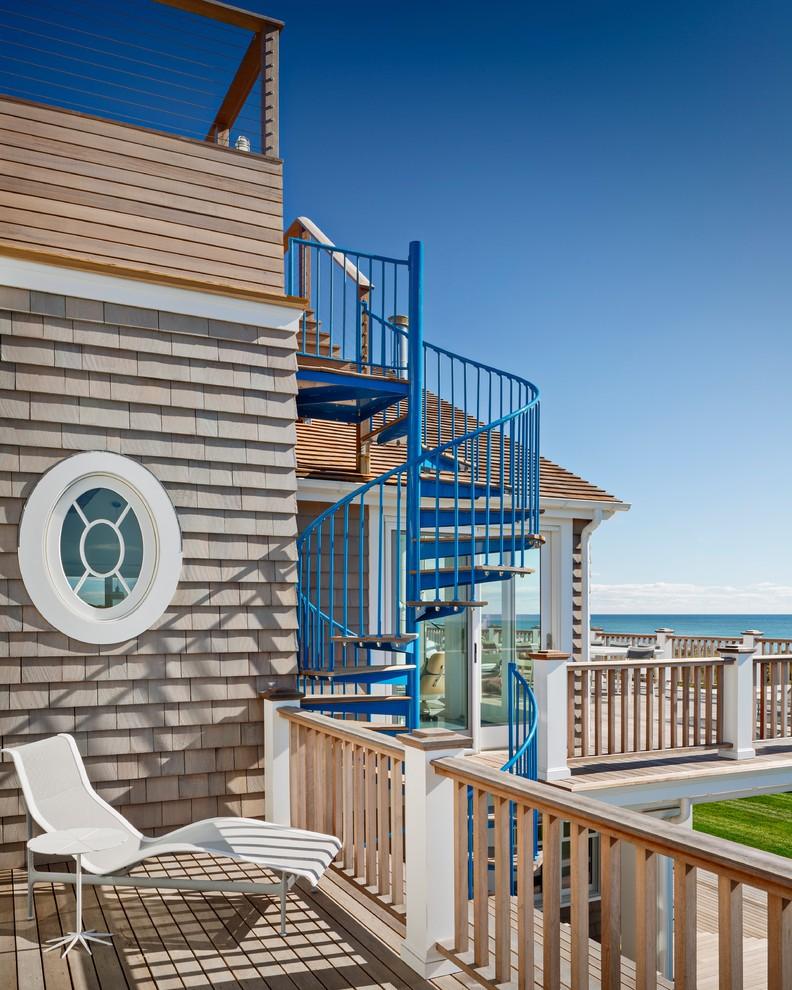 Beach Style Outdoor Design