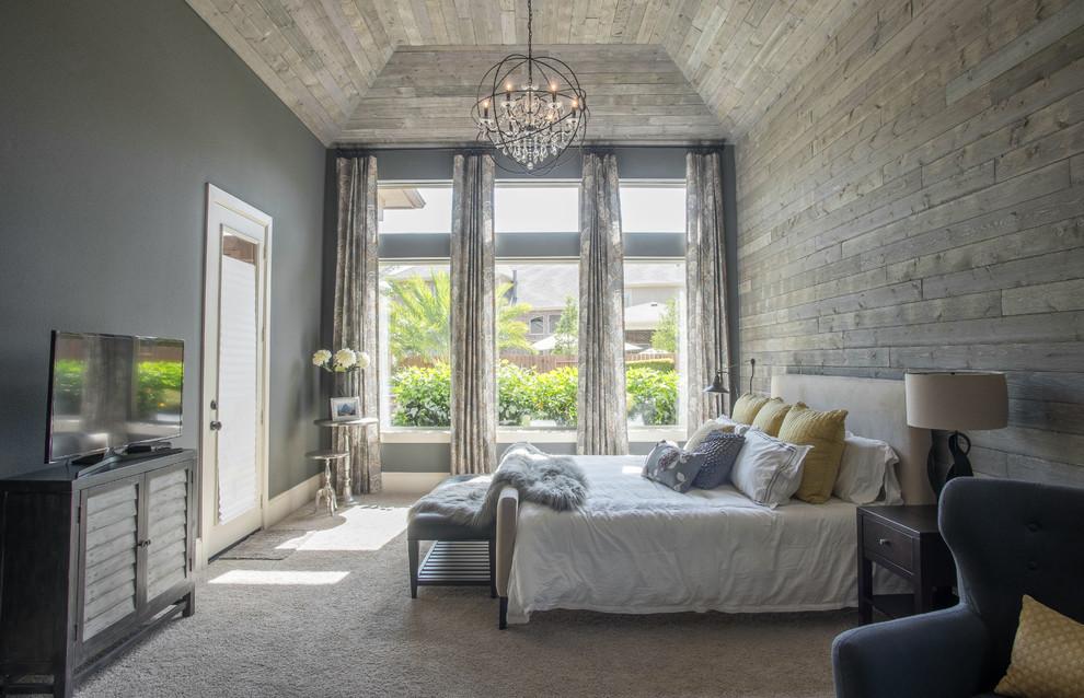 Contemporary Bedroom2