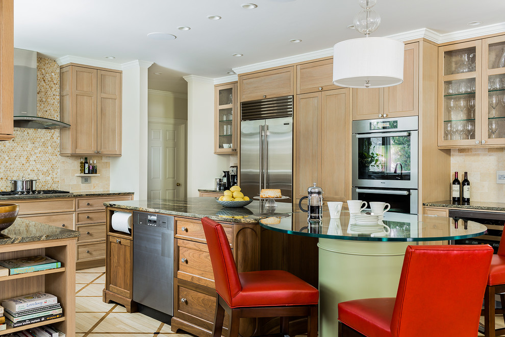 Traditional Contemporary Kitchens Inspiration Image Mag