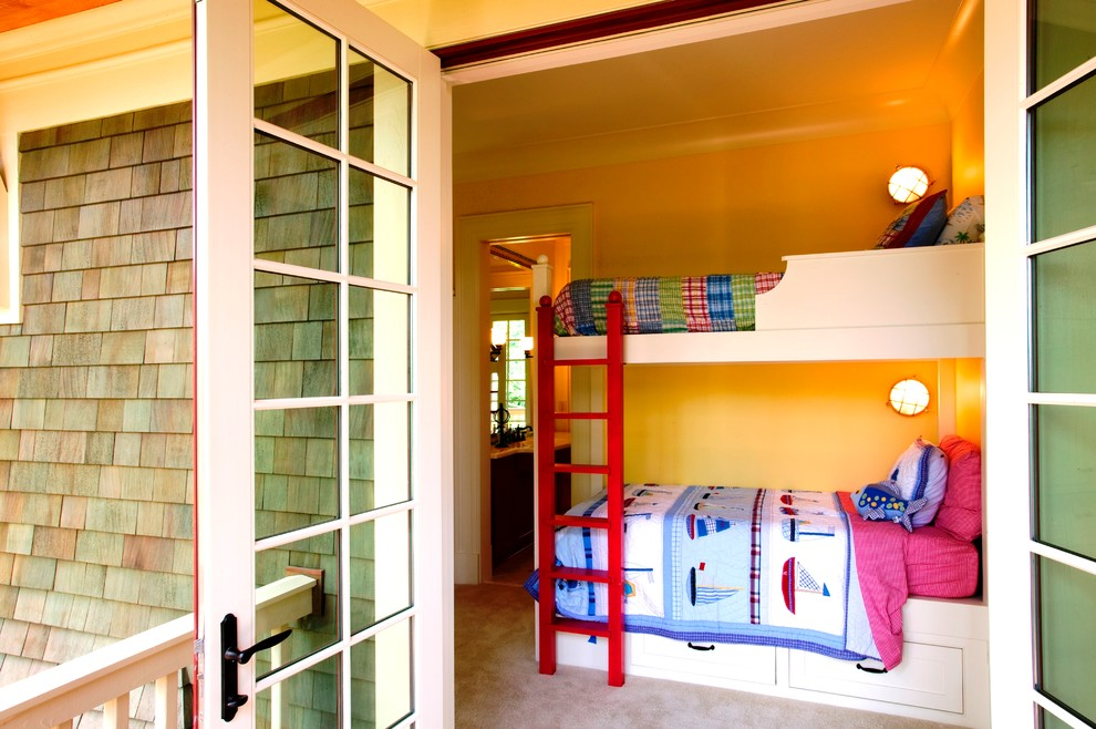 Craftsman Kids Room Design