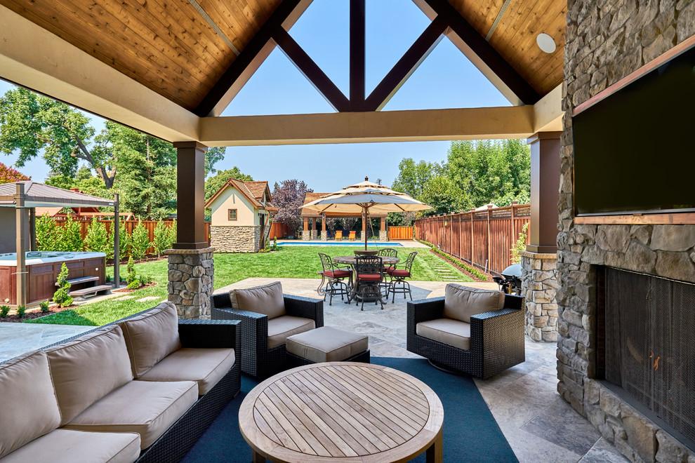 Farmhouse Outdoor Design