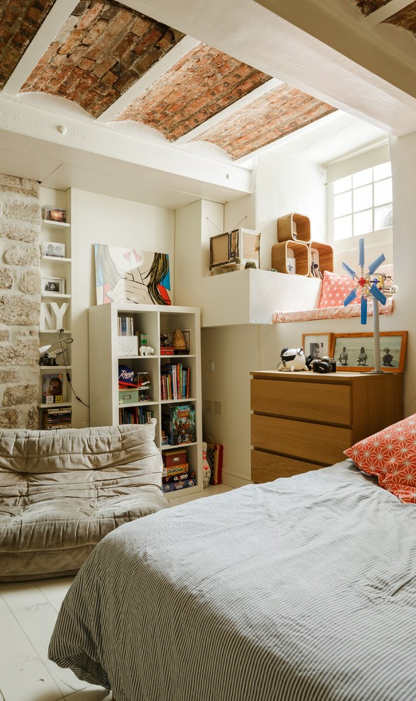 Industrial Kids Room Design